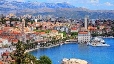 Великолепие Сплита, Хорватия